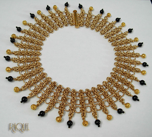 images/royal gold and onyx collar necklace 2.jpg