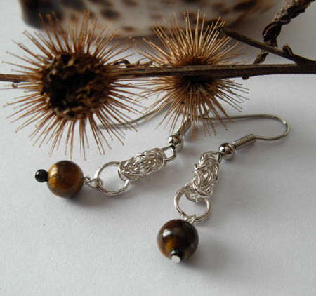 images/tiger eye silver earrings.jpg